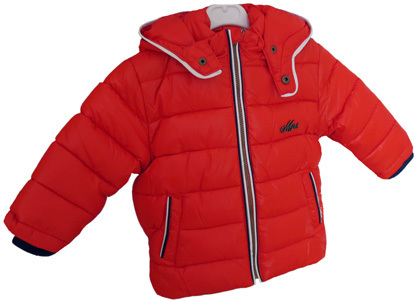 Anorak Jungen rot Mayoral
