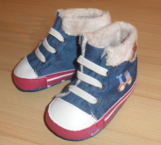 Mayoral Baby-Schuhe Jeans